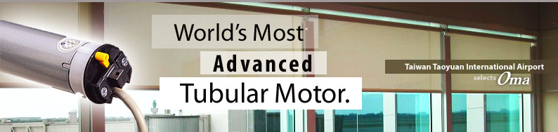 Tubular Motor, Projection Screens, Projector Screens, Automated Blinds, Remote Control Blinds.